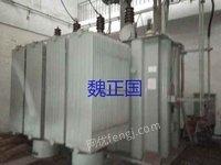高价回收各种型号变压器电机