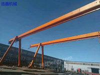 二手25吨葫芦龙门吊 25吨葫芦吊转让