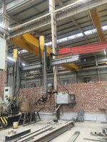 现货供应焊研威达5米悬臂箱形梁龙门焊