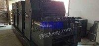 07德国原装海德堡gto 520-4出售