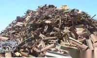 废品回收废铁钢铝电线电缆废纸塑料机械设备库存积压