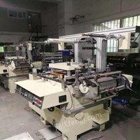 北京二手模切机 二手商标机 二手商标印刷机 65656元