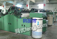 The whole country purchases various types of second-hand carding machines,ect.other textile mills