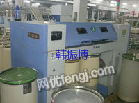 A large number of second-hand textile machines,such as second-hand drawframes,clearing machines,etc.