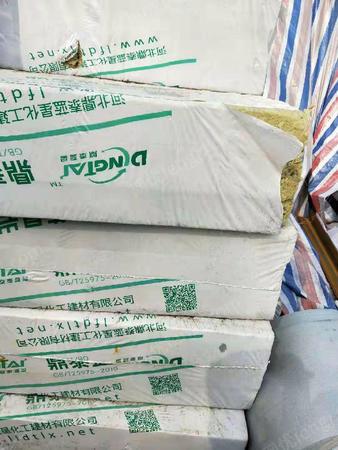 江苏常州 转让1000平方米保温岩棉全新电议或面议