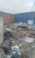 高价回收,各种废铁,铜,铝