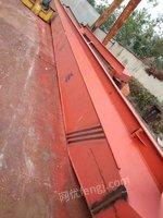 处理旧10吨跨度14米单梁行车 1.8万元