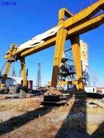 二手32吨龙门吊跨度26米在位出售