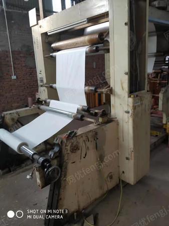 厂家出售1M 5色电脑凹版印刷机1台,询价,价格合适才会卖