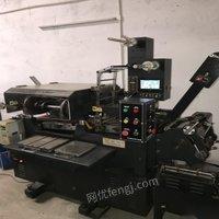 处置积压210新崎电脑商标机,不干胶机,不干胶印刷机,不干胶商标机,商标印刷机,模切机,标签机