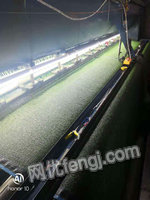 河北邯郸出售1台人造草坪机二手纺织品机械电议或面议