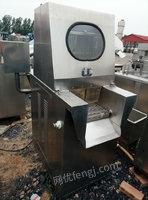 山东菏泽出售2台80针全自动盐水注射机二手肉制品加工设备12000元