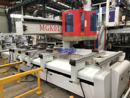 出售8成新南兴MGK01高速木材复合加工中心