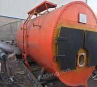 處理舊2噸天然氣蒸汽鍋爐 535元