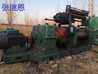 上海产九成新轴承22寸开炼机出售