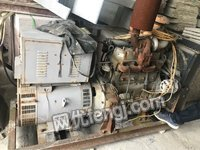 50KW发电机出售