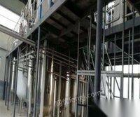 供应二手发酵设备,有菌液生产全套设备
