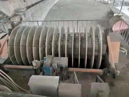 本厂处理FM陶瓷真空过滤机1台(详见图)