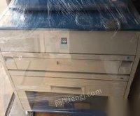 复印机:单位低价转让KIP3000工程图复印机2台