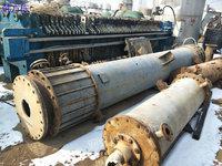 江苏南京出售60平方二手石墨冷凝器、二手干燥机