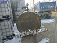 江苏徐州出售30平方二手石墨冷凝器、二手混合机