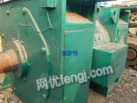 For sale:one set of used stock 1600KW DC motor(new machine is not used)