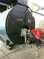 出售4吨冷凝一体二手燃气蒸汽锅炉