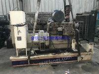 江苏出售二手柴油发电机