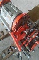 转让库存有套丝机举升机空压机二保焊气罐电缆铝形材
