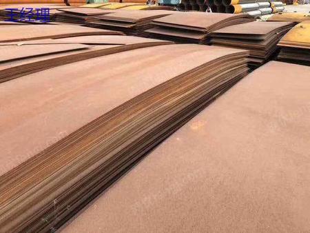 出售钢板6100吨