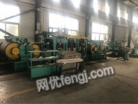 double pull single straightening machine for sale,type 800