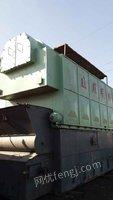 十吨燃煤,二手热水锅炉出售!