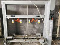 企业直接处理美国产二手印花设备隧道式燃气烘干机