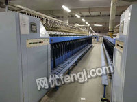山东德州出售1批 天津458A粗纱机一批二手棉麻纺纱设备电议或面议