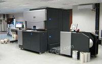 上海普陀区出售1台二手惠普数码印刷机ws6000元