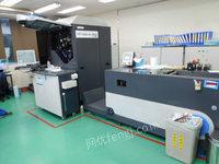 上海普陀区出售1台ws4500二手数码印刷机电议或面议