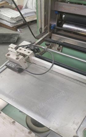 出售八成新以上商标不干胶模切机 20000元