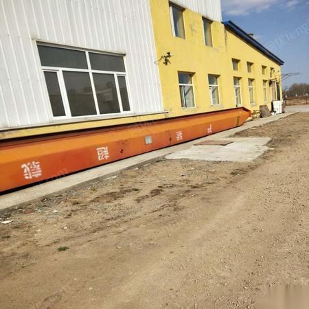 供应二手5吨跨度18米行车 1.75万元