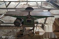 处理几件木器加工设备修边机,压?刨机,气泵等