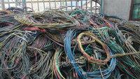 江苏高价回收废电缆