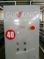 供GCM一2000AS一288锭氨纶包覆纱机60台