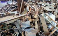 长期高价大批量回收废钢铁、铜、铝、不锈钢、电线电缆、拆报废厂、工厂积压物资、工地