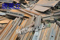 湘潭大批量廢鋼鐵工廠積壓物資收購