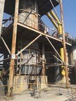 3米4九成新煤气发生炉在位岀售河南平顶山