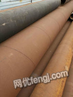 转让江苏无锡50吨720钢管