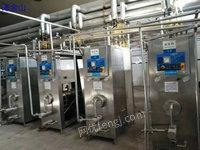 低价出售二手上海海耶1000升凝冻机6台,售价8万/台!
