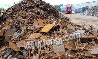 常年大量回收废钢