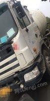 个人转让江淮九方混凝土运输车。