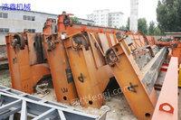山东泰安出售10台10吨20吨32吨50吨二手双梁天车电议或面议