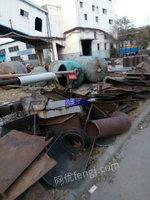长期专业大批量收购废钢铁,有色金属等工厂废料